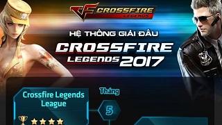 Giải mobile esports khủng đầu tiên của Crossfire Legends lộ diện