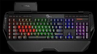 """Trải nghiệm bàn phím cơ """"tắc kè hoa"""" KM780 RGB siêu chất"""