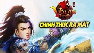 Trải nghiệm Võ Lâm Tranh Bá game mới phát hành tại Việt Nam