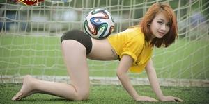 """Game thủ bội thực """"trái cây"""" mùa World Cup?"""