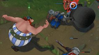 Tướng Gragas – lối tác chiến GANK TEAM địch với sát thương cực mạnh