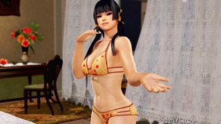 Dead or Alive Xtreme 3 cho phép game thủ nâng 'số đo' nhân vật