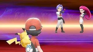 Pokémon: Let's Go – Team Rocket đóng vai trò quan trọng, tiến hóa Mega trở lại