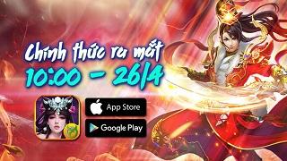 Dzogame tặng 1000 Giftcode game Phi Tiên Mobile