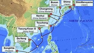 Game thủ Việt chuẩn bị hưởng lợi khi cáp quang APG 54 Tb/s lắp đặt xong