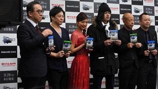 Cận cảnh sự kiện ra mắt hoành tráng của Final Fantasy XV tại Nhật
