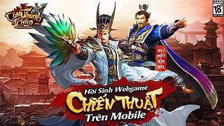 Công Thành Chiến Mobile chính thức đến tay game thủ Việt