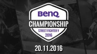 BenQ Championship – khai mở giải đấu Street Fighter lớn nhất Việt Nam năm 2016