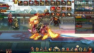 Webgame Võ Thần Triệu Tử Long lộ ảnh Việt Hóa