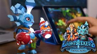 """Lightseekers – Bom tấn ARPG kết hợp """"đồ chơi"""" thực cực ngầu"""