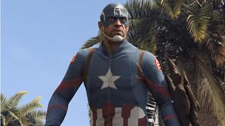 Tái hiện trailer Captain America - Civil War trong GTA V