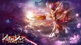 Game mobile tiên hiệp Kiếm Đạo Phong Vân đã cập bến Việt Nam