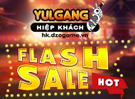 Yulgang Hiệp Khách Dzogame VN - (Thông tin sự kiện) Flash Sale Chào Hè (05.2021) - 14052021