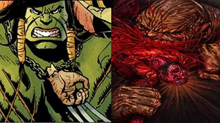 Ai đã từng bị Hulk ăn thịt?
