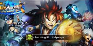 Những tính năng được và chưa được của game mobile Siêu Anh Hùng