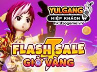 Yulgang Hiệp Khách Dzogame VN - [Thông tin] [Flash Sale] Quà Tặng Giờ Vàng (2) (10.2021) - 27102021