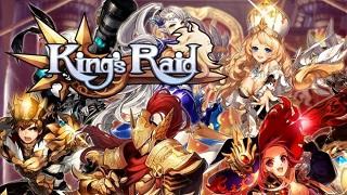 King's Raid - siêu phẩm nhập vai 3D cực chất trên mobile
