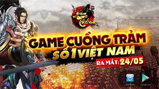 Playpark tặng 500 Giftcode game Long Tướng