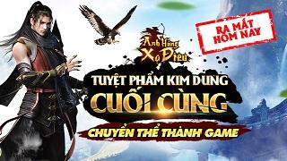 Playpark tặng 500 Giftcode game Anh Hùng Xạ Điêu