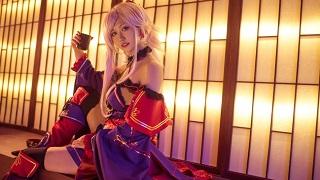 Mê mẩn với cosplay nàng Saber cực quyến rũ trong Fate/Grand Order