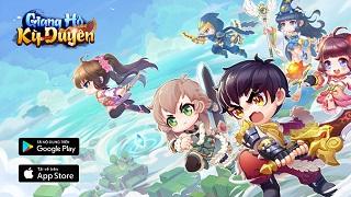 Giang Hồ Kỳ Duyên – Game mobile võ hiệp chibi đã cho đăng ký trước