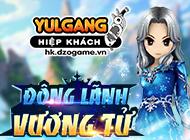 yulgang hiep khach - [Trang Phục Hiệu Ứng] Đông Lãnh Vương Tử (10.2021) - 25102021