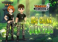 yulgang hiep khach - [Trang Phục Hiệu Ứng] Đặc Chủng Quân Phục (09.2021) - 31082021