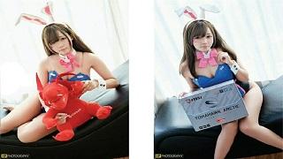Phát sốt với nữ game thủ cosplay D.Va bên bo mạch chủ mới của MSI