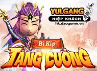 Yulgang Hiệp Khách Dzogame VN - Bí Kíp Tăng Cường - 27052021