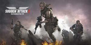 Game thủ sẽ được làm chỉ huy trong Sudden Attack 2