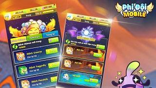 Playpark tặng 400 Giftcode game Phi Đội Mobile