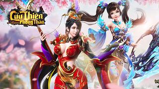 Playpark tặng 300 Giftcode game Cửu Thiên Phong Thần