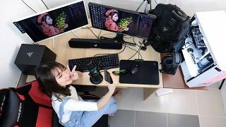 """Những bộ máy tính cực chất """"gây sốt"""" cộng đồng game thủ"""
