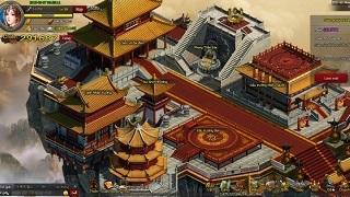 Thần Thoại Võ Lâm sở hữu tính năng Công Thành Chiến hoành tráng
