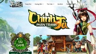 Ra mẳt Website, Tiên Kiếm Online sẵn sàng mở cửa tại Việt Nam