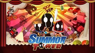 Summon Tower – lao vào chiến trường máu lửa vì… một quả dưa hấu
