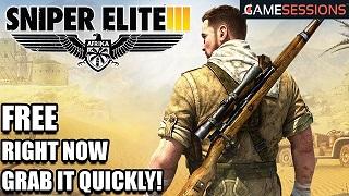 Nhận ngay tựa game bắn tỉa Sniper Elite 3 đang miễn phí 100%