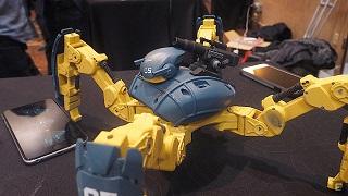 Mekamon – Đem chiến trường trong game vào đời thật qua robot điều khiển từ xa