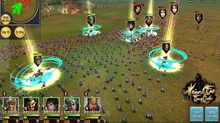 Hoành Tảo Tam Quốc mở Alpha test giới hạn người chơi ngày 26/5