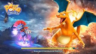 Làng Quái Thú - Game Pokémon chuẩn style đối kháng, đồ họa đẹp hàng nhất 2018