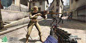 Dự án mới Đột Kích 2 định nhại theo Counter-Strike?