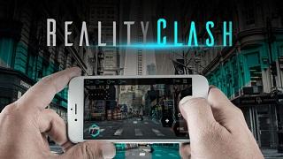 Reality Clash – Đấu súng như CS:GO ngoài đời thực với chiếc Smart phone