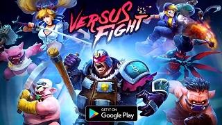 Versus NEXT Fight – Game mobile đối kháng đánh theo lượt cực thú vị