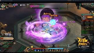 Game thủ nức lòng với gamplay và đồ họa đặc sắc của Kiếm Khách VNG sau ngày ra mắt