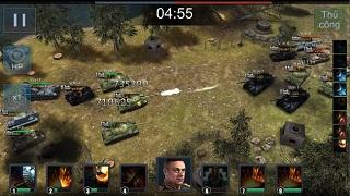 Chiến Tank Huyền Thoại - Game mobile Thế chiến thứ II cập bến Việt Nam