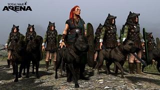 Tựa game chiến thuật hoành tránh Total War: Arena rục rịch Closed Beta