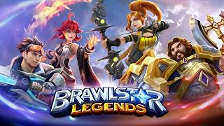 Brawlstar Legends - tân binh MOBA 2vs2 cực mới lạ vừa đổ độ mobile