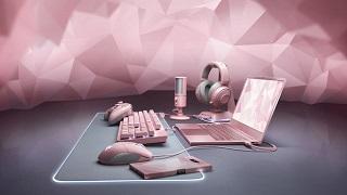 """Razer ra mắt phiên bản laptop Blade Stealth """"đánh cắp trái tim"""" màu hồng"""