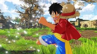 Bom tấn One Piece: World Seeker tiếp tục nhá hàng với trailer cực đỉnh