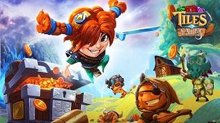 Khám phá vùng đất huyền bí cùng tựa game giải trí đặc sắc Tile & Tales